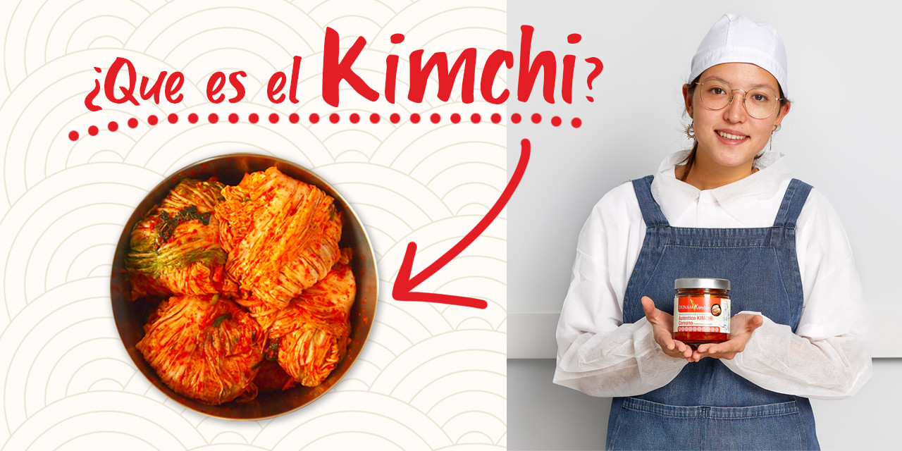 ¿Que es el Kimchi?
